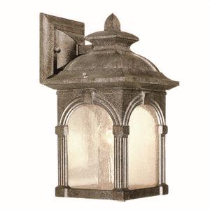 Essex - 1 Light Outdoor Wall Lantern