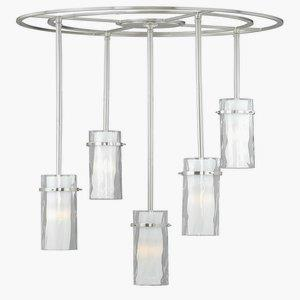 Vilo - Five Light Chandelier