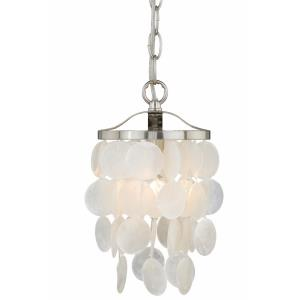 Elsa - 13 Inch One Light Mini Pendant