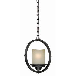 Halifax - 11 Inch One Light Mini Pendant