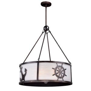 Nautique - Seven Light Pendant
