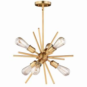 Estelle - Six Light Pendant