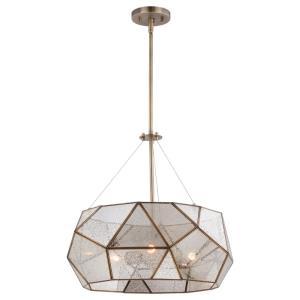 Euclid - 3 Light Pendant