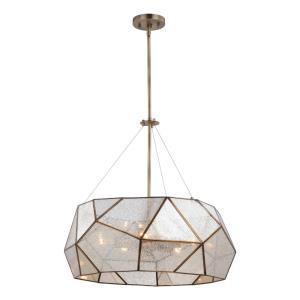 Euclid - 5 Light Pendant