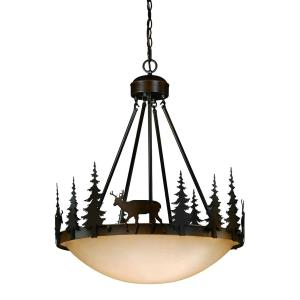 Bryce - Four Light Pendant