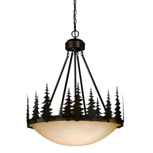 Yosemite - Four Light Pendant