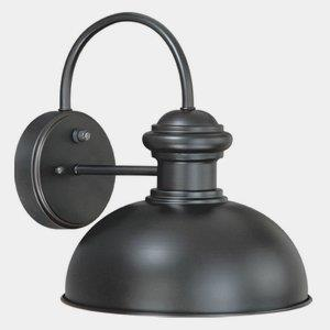 Franklin - One Light Outdoor Wall Mount