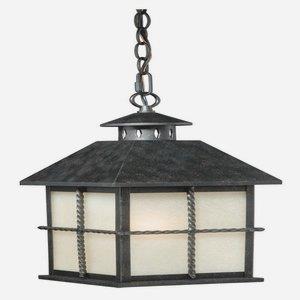 Savannah - One Light Outdoor Pendant