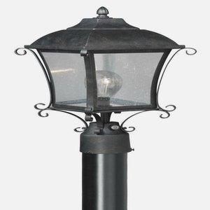 Sonnet - One Light Outdoor Post Lantern