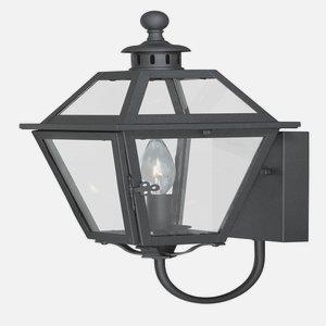 Nottingham - One Light Outdoor Wall Lantern