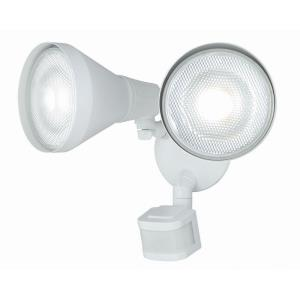 Gamma-Two Light Outdoor Motion Sensor Security Light-13.25 Inches Wide by 10 Inches High