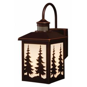 Yosemite - One Light Outdoor Wall Lantern