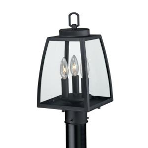 Granville - Three Light Outdoor Post Lantern