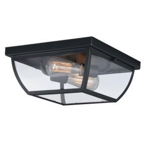 Granville - Two Light Outdoor Flush Mount