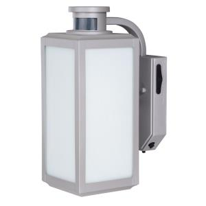 Rand - One Light Outdoor Wall Lantern with Motion Sensor