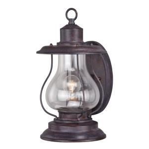 Dockside - 8 Inch One Light Outdoor Wall Sconce