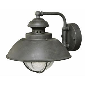 Harwich - 10 Inch One Light Outdoor Wall Lantern
