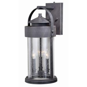 Cumberland - Three Light Outdoor Wall Lantern