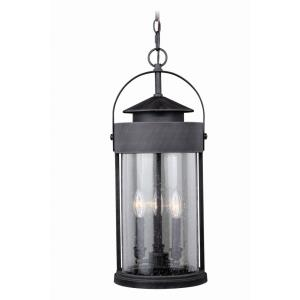 Cumberland - Three Light Outdoor Pendant