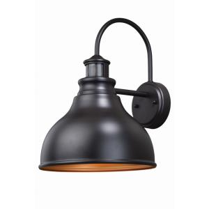 "Delano Dualux - 11"" One Light Outdoor Wall Lantern"