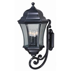 Aberdeen - Four Light Outdoor Wall Lantern