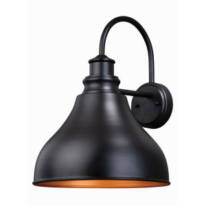 Delano - 13 Inch One Light Outdoor Wall Lantern