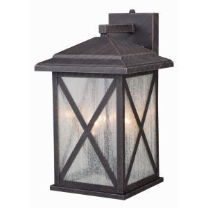 Maxwell - One Light Outdoor Wall Mount