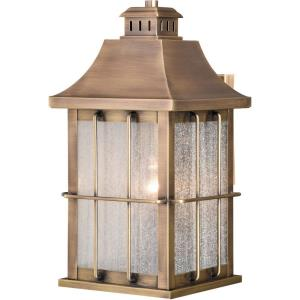 Quincy - One Light Outdoor Wall Lantern