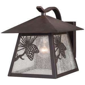 Whitebark - 1 Light Outdoor Wall Lantern