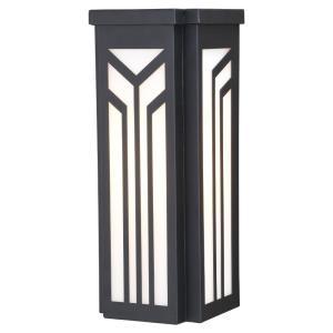 Evry - 1 Light Outdoor Wall Lantern