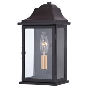Bristol - 1 Light Outdoor Wall Lantern