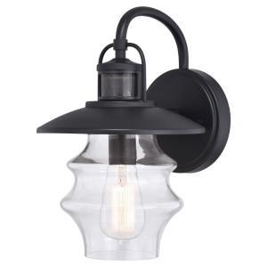Glenn - 1 Light Outdoor Motion Sensor Wall Lantern