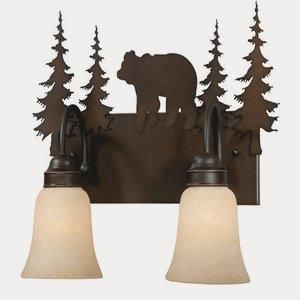 Bozeman - Two Light Wall Sconce