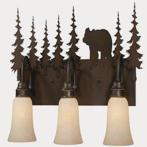 Bozeman - Three Light Wall Sconce
