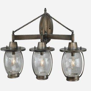 Jamestown - Three Light Wall Sconce