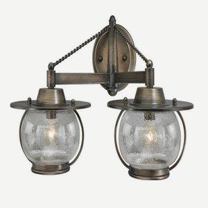 Jamestown - Two Light Wall Sconce