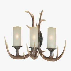 Yoho - Three Light Wall Sconce