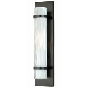 Vilo 1-Light Wall Sconce in Contemporary and Flush Style 18.5 Inches Tall and 4.5 Inches Wide