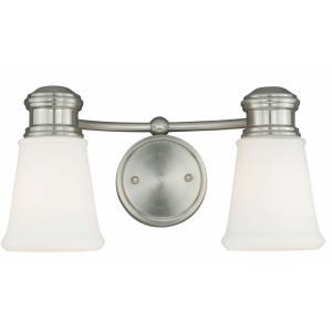 Malie - Two Light Bath Vanity