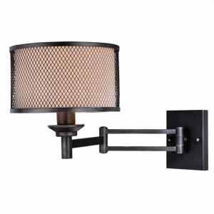 Polk - One Light Swing Arm Wall Mount