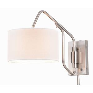 Marcin - 10 Inch One Light Swing Arm Wall Sconce