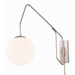 Marcin - 12 Inch One Light Swing Arm Wall Sconce