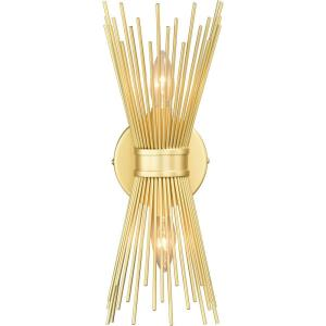 Nikko - Two Light Wall Sconce