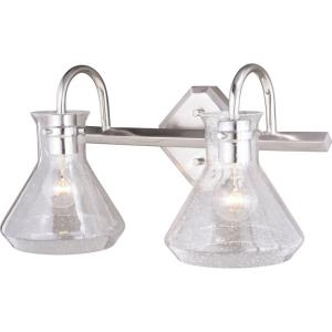 Curie - Two Light Bath Vanity