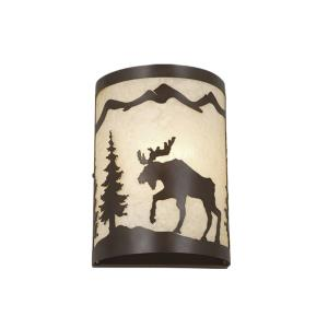 Yellowstone - One Light Wall Sconce