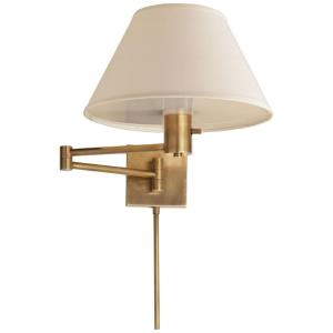 Classic - 1 Light Swing Arm Wall Sconce