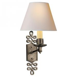 Ginger - 1 Light Single Arm Wall Sconce