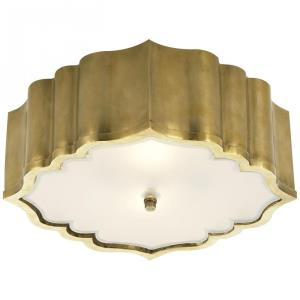 Balthazar - 3 Light Flush Mount