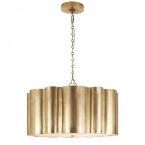 Markos - 4 Light Large Hanging Shade Pendant