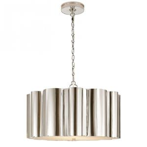 Markos - 4 Light Large Hanging Shade Pendant